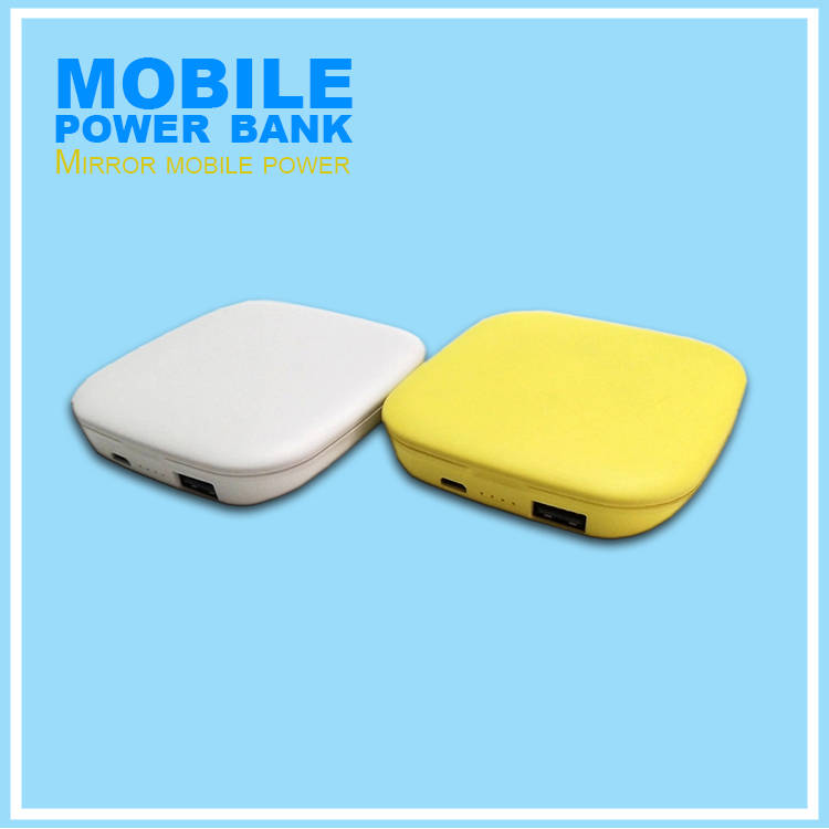 Double Side Mirror Power Bank (16)